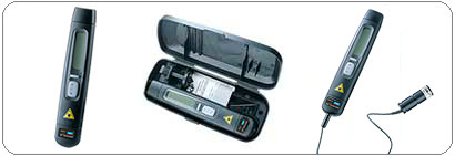 Contact and laser digital tachometer TMRT series